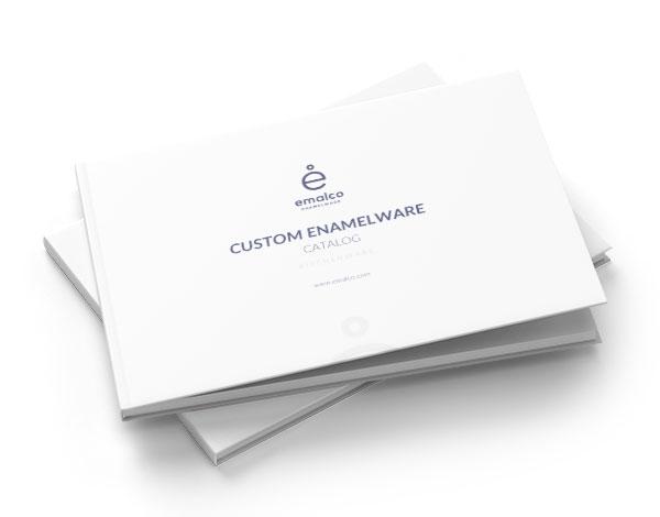 custom enamelware